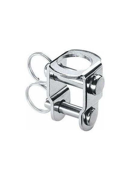Harken 5, 6 mm Stainless Steel Double Pin U-adapter