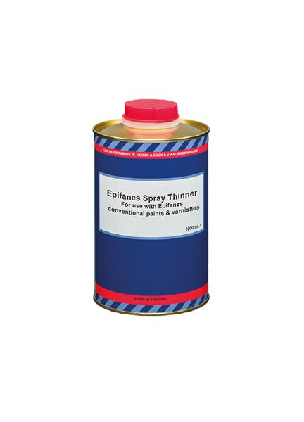 Epifanes Spraythinner for Paint & Varnish 1 Litre
