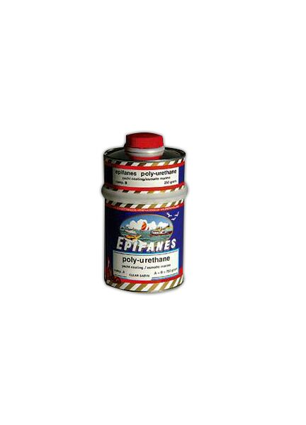 Epifanes Polyurethane Clear Satin Varnish 1 L
