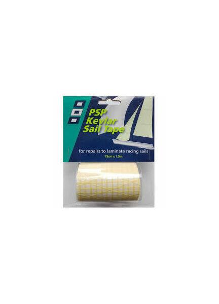 PSP Tapes Kevlar Repair Tape: 75mm x 1.5M