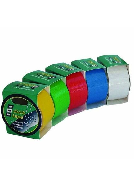 PSP Tapes Duck Tape - 50mm x 5m