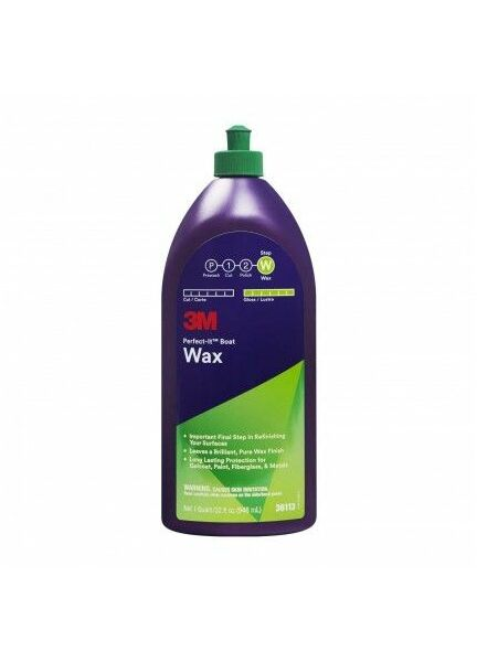 3M Perfect - It Boat Wax 473ml