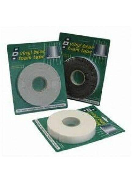 PSP Tapes Vinyl Foam Tape: 19mm x 3mm x 25M