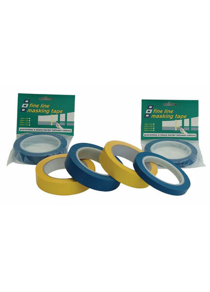 PSP Tapes Economy Fineline: 19Mm X 66M