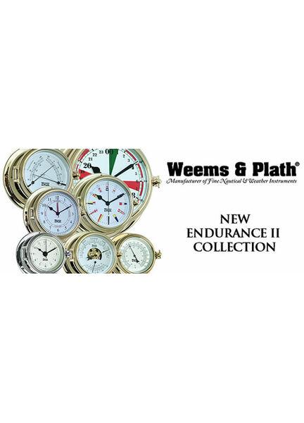 Weems & Plath Endurance II 105 Thermometer (Brass)