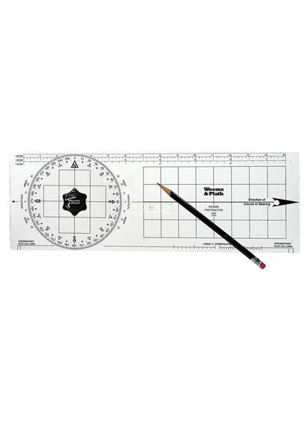 Weems & Plath Basic Chart Plotting Navigation Kit