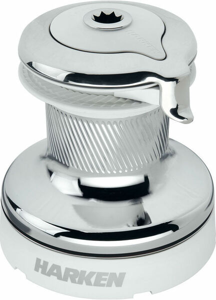 Harken 60 Self-Tailing Radial Winch 2 Speed