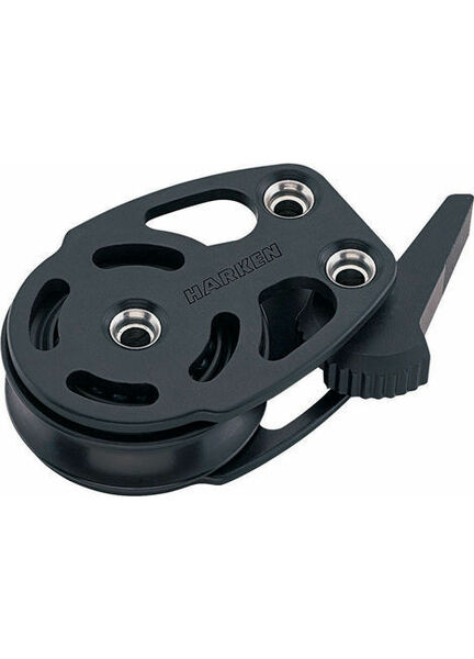 Harken 75 mm Aluminum ESP Footblock Lockoff