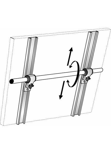 NOA Adjustable Solar Panel Mount