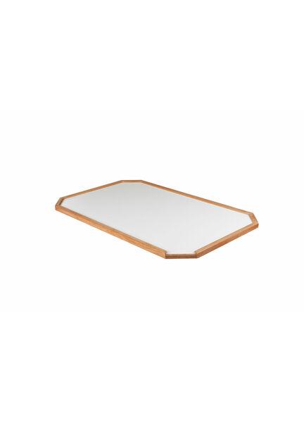 Lagun - White Melamine Table Top