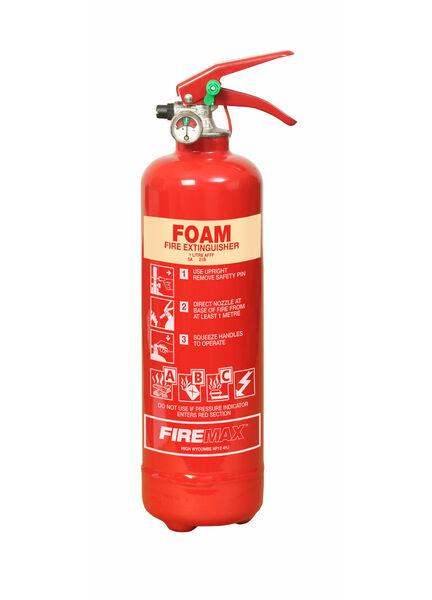 Firemax 1.0L Foam AFFF Fire Extinguisher