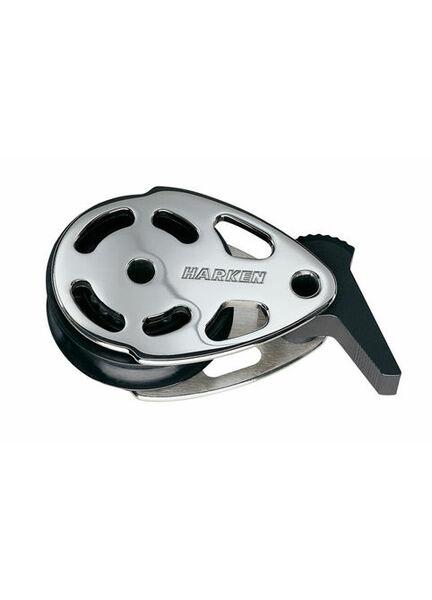 Harken 57 mm Stainless Steel ESP Footblock Lockoff
