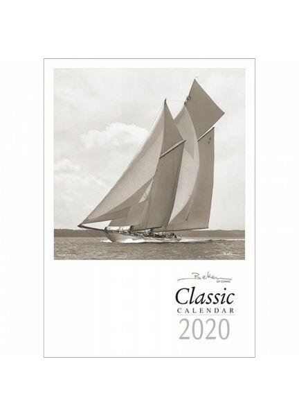 Nauticalia - Beken Classic Sailing Calendar 2020