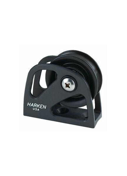 Harken 76 mm Aluminum Mastbase Block