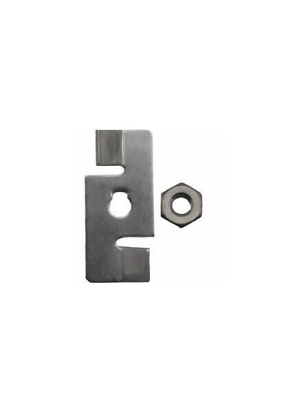 Jabsco 37056-1000 Chopper Plate & Lock Nut