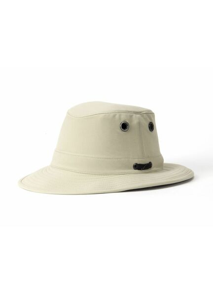 Tilley LT5B Lightweight, Breathable Nylon Hat - Stone/Taupe Underbrim