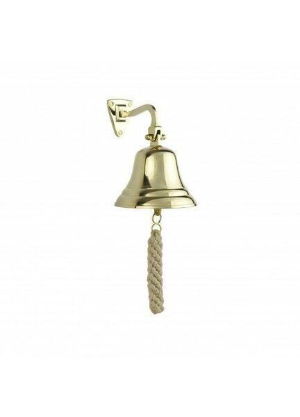 "Nauticalia 5 Quayside Bell with Lanyard"""