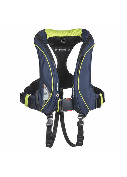 Crewsaver ErgoFit+ 190N - Auto with harness, light & hood