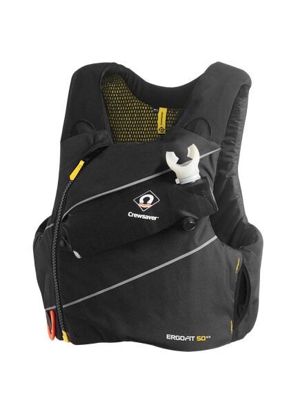 Crewsaver Ergofit 50N EX - Skiff, Foiling & High Performance Life Jacket