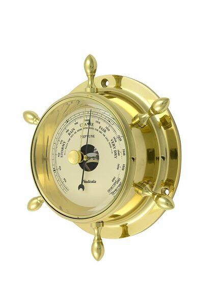 Nauticalia Brass Neptune Barometer