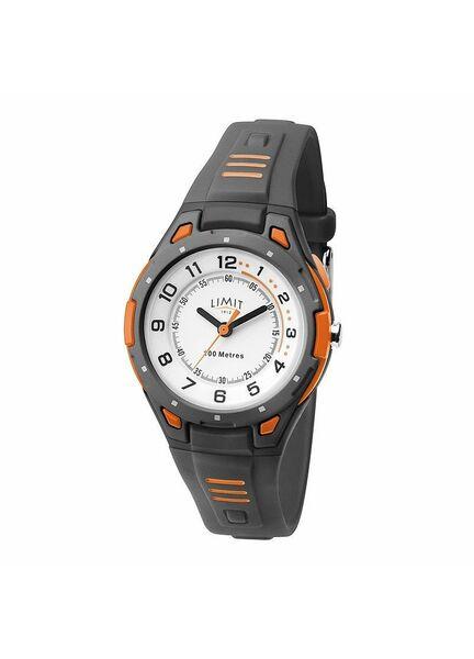 Limit Sports Watch - Grey/Orange