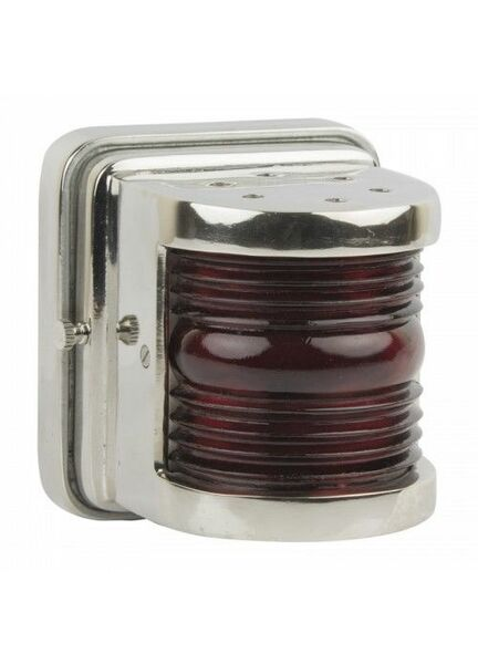 Nauticalia Navigation Wall Light - Port (Red)