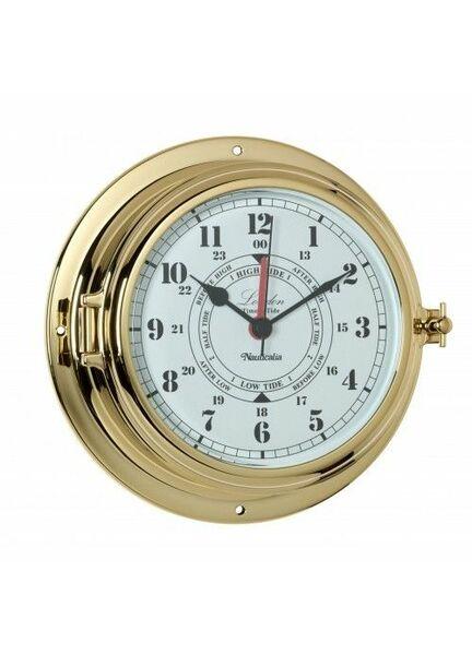 Nauticalia London Tide Clock - Brass