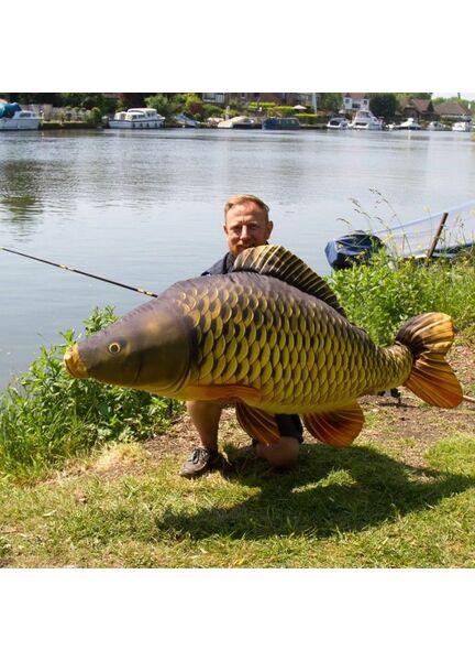 MONSTER Carp Fish Cushion - 160cm Long