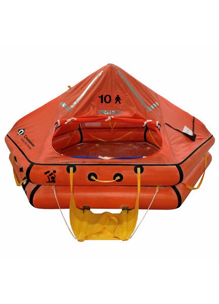 Crewsaver ISO Ocean Liferaft Over 24hr Valise (Options Available)