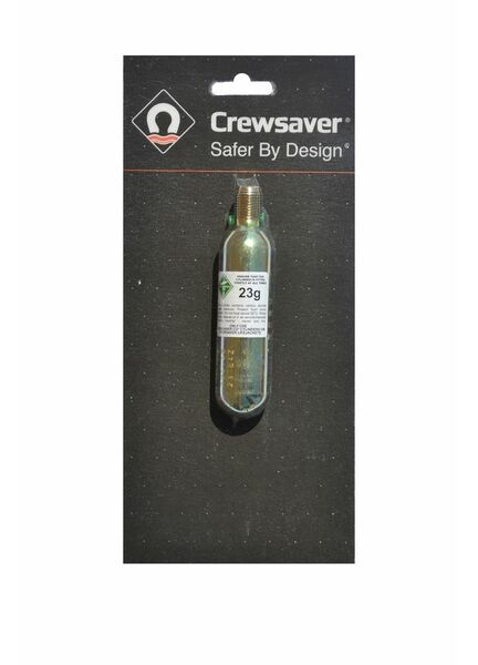 Crewsaver Automatic CO2 Cylinders for Gas Operated Lifejacket