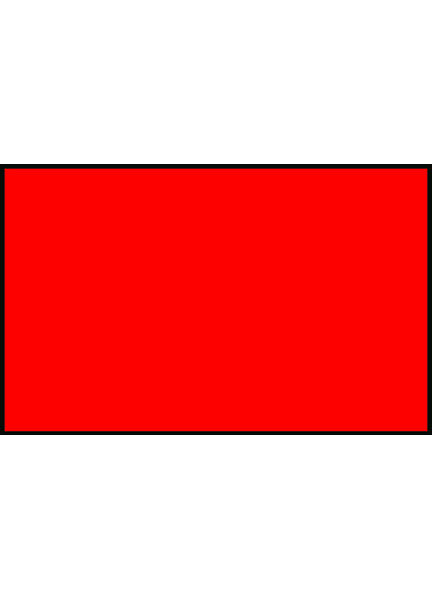 Talamex Protest Flag 20cm x 30cm