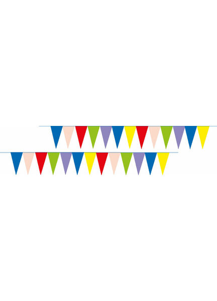 Talamex Decor Flags 12 Metres - Coloured