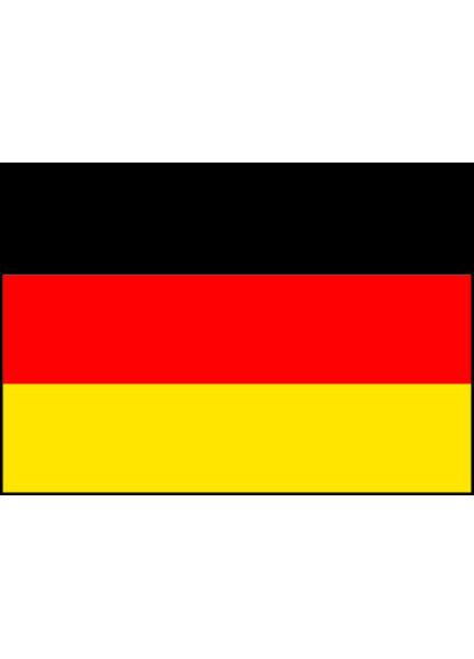 Talamex German Flag (60cm x 90cm)