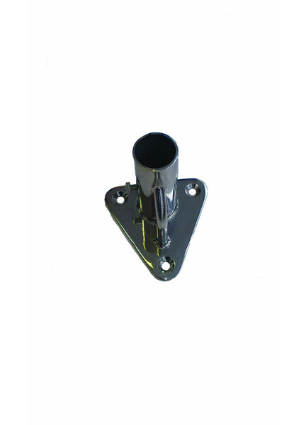 Talamex Stanchion Socket Stainless Steel 316 90