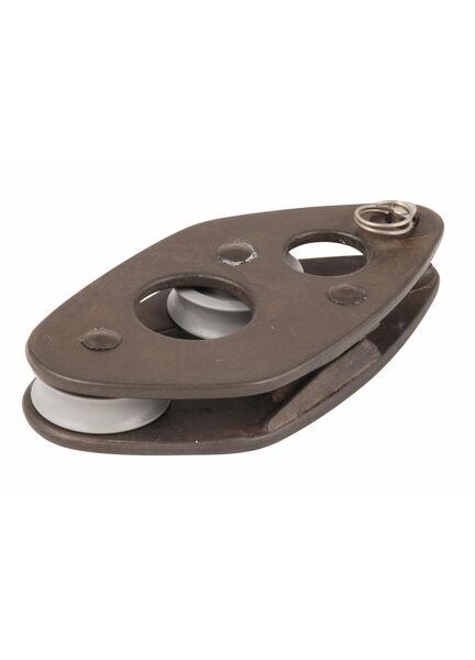 Allen 25mm Vang Block: Fiddle V-Cleat
