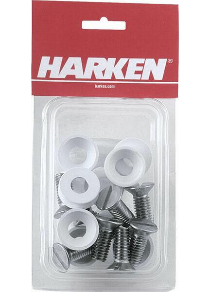 Harken 48 - 980 Winch Drum Screw Kit 8 Screws & Washers