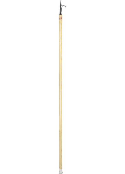 Meridian Zero Pine - Metallic Boathook - 180cm in length