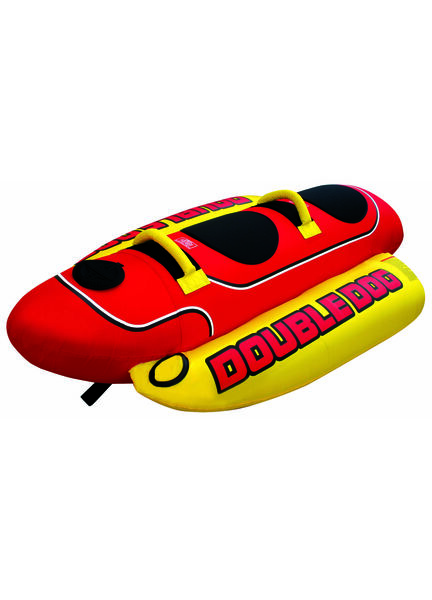 Sportsstuff Double Dog 2 Rider Inflatable Towable