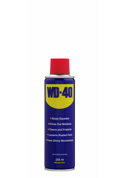 WD40 (Variants Available Within)