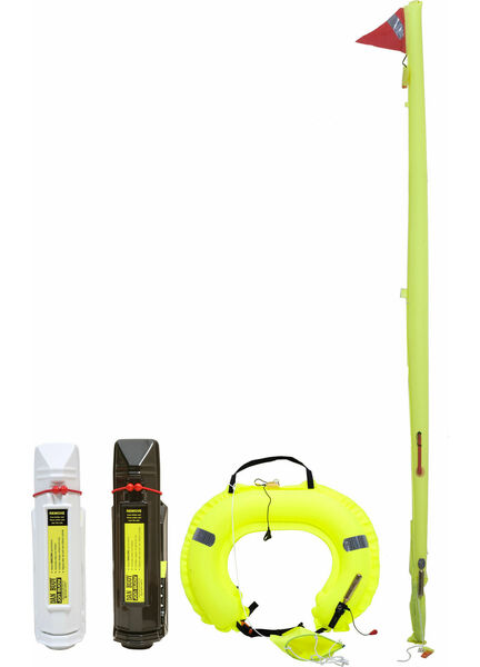 Ocean Safety Jonbuoy Danbuoy & Horseshoe