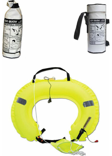 Ocean Safety Jonbuoy Horseshoe - Single