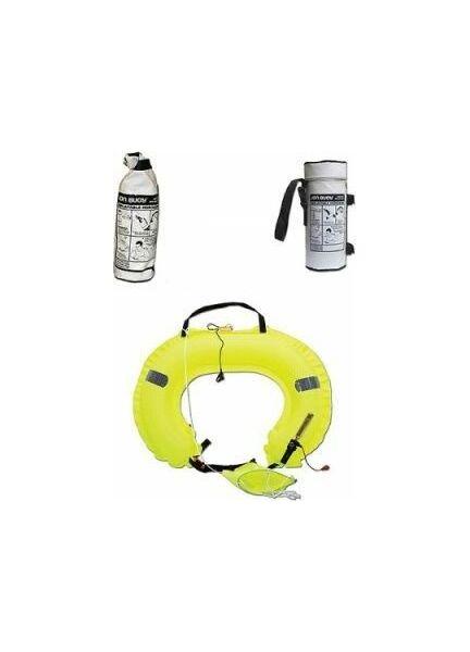 Ocean Safety Jonbuoy Horseshoe Hard Case Double