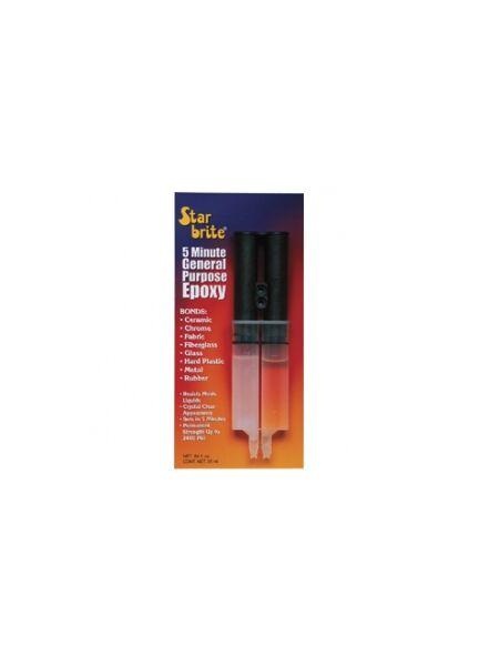Starbrite Epoxy Syringe Clear
