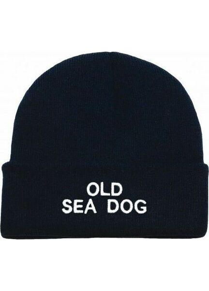 Nauticalia Sailing Slogan Beanie Hat