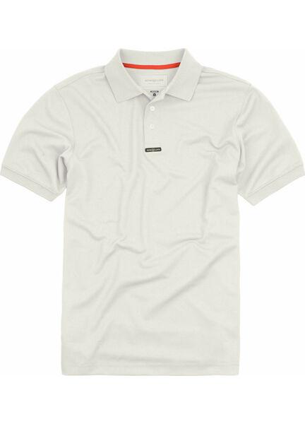 Henri Lloyd Fast-Dri Silver Polo T-Shirt